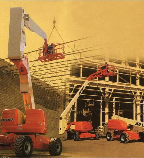 W A  Access Hire, Elevated Work Platform Equipment | Scissor Lifts